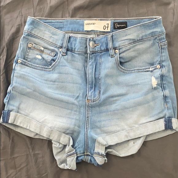 Garage shorts size:07